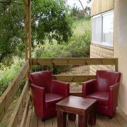 פינת ישיבה - בית אורן - Seating area - Beit Oren