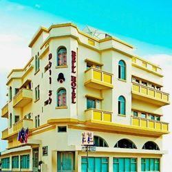 חזית מלון בל - Front of Bell Hotel