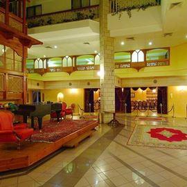 מלון דונה גרציה - לובי - Donna Garcia Hotel - Lobby