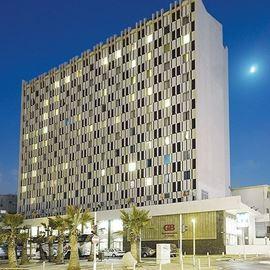 מלון גרנד ביץ' - חזית