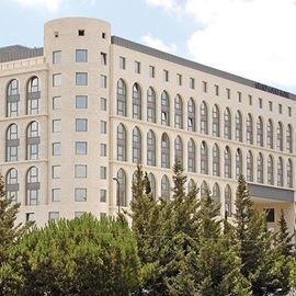 חזית מלון גרנד קורט ירושלים