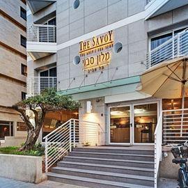 מלון סבוי - חזית - Savoy Hotel - Front