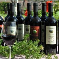בקבוקים וכוס - Bottles and a glass