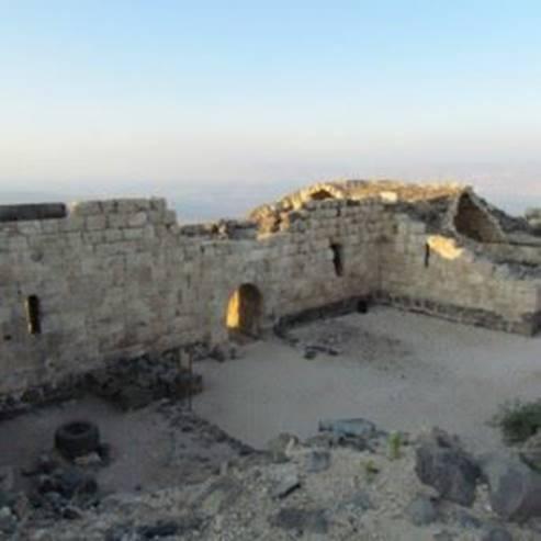 גן לאומי כוכב הירדן  - Kochav HaYarden National Park