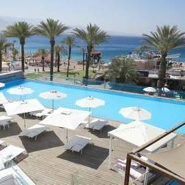 בריכת מלון אסטרל מאריס - Hotel Pool Astral Maris