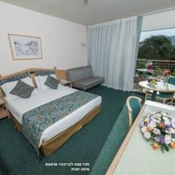 חדר שינה - מלון אמריקנה