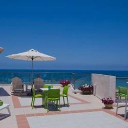מרפסת מלון מקסים - Balcony Maxim Hotel