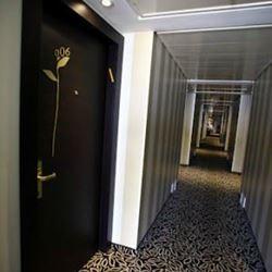 מסדרון המלון - Hotel Hall
