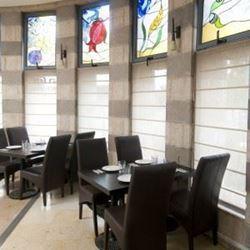 """אכסניית אנ""""א בית שאן - פינת ישיבה - ANA Hostel Biet Shean - Seating Area"""
