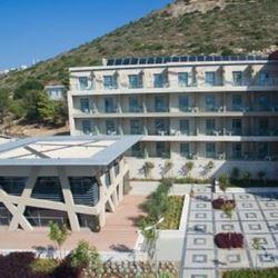 """אכסניית אנ""""א חיפה - חזית - ANA Hostel Haifa - Front"""