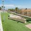 """אכסניית אנ""""א עין גדי - מבט מבחוץ - ANA Hostel Ein Gedi - Outside view"""