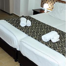 מלון עדן- חדר שינה