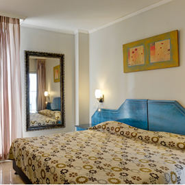 מלון רזידנס - חדר שינה - Residents Hotel - Bedroom