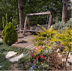 בית מימון - חצר - Beit Maimon - Courtyard