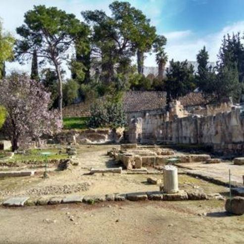 מנזר אמאוס - Emmaus Monastery