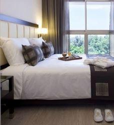 חדר שינה מלון כפר המכביה