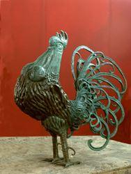 פסל ציפור - Bird statue