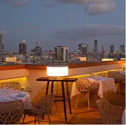 מרפסת מלון קרלטון - Balcony Carlton Hotel
