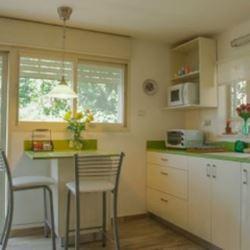 צימר אצל מיכל - מטבח - Etzel Michal Zimmer - Kitchen