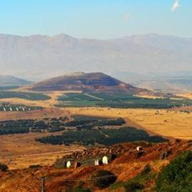 הר בנטל  - Mount Bental
