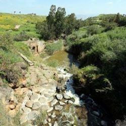 גשר הקנטרה נחל חרוד - Kantara Bridge Nahal Harod