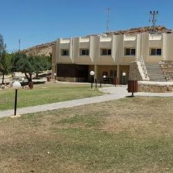 בית ספר שדה הר הנגב - מבט מבחוץ - Har HaNegev Field School - Look from the outside