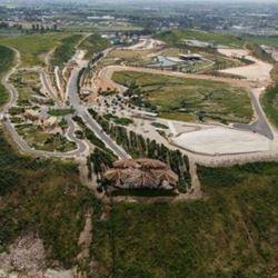 """הפארק מלמעלה ע""""י אלבטרוס - The Park from above by Albatross"""