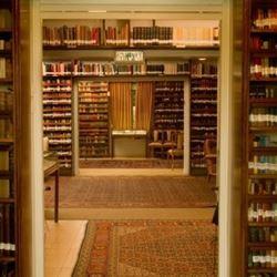 חדר ספריה - Library Room