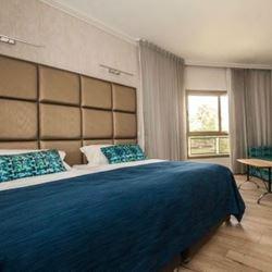 מלון כינר גליל - חדר שינה - Kinar Galil Hotel - Bedroom