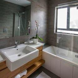צימר בראש אחר - חדר אמבטיה - Berosh Akher Zimmer - Bathroom