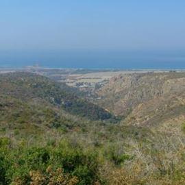נוף מהר הכרמל - View from Mount Carmel