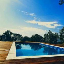 צימר אלון בגליל -בריכה - Alon BaGalil Zimmer - pool