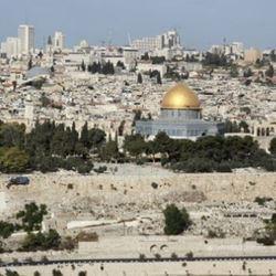 נוף ירושלמי מהר הצופים - Jerusalemite view from Mount Scopus