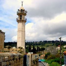 מסגד באבו גוש - Mosque in Abu Gosh