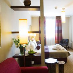 מלון פרימה רויאל - חדר שינה - Prima Royal Hotel - Bedroom
