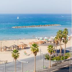 מלון פרימה תל אביב - נוף מהמלון - Prima Tel Aviv Hotel - View