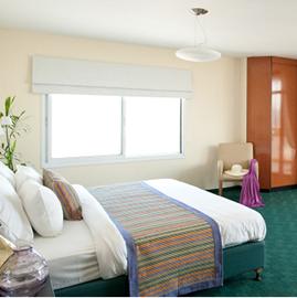 מלון פרימה טו - חדר שינה - Prima Two Hotel - Bedroom