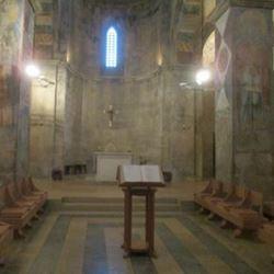 המנזר פנים - HaMinzar Interior