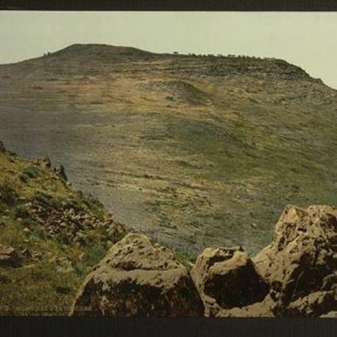 הר האושר - Mount HaOsher