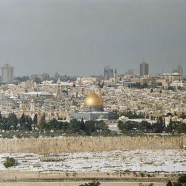 תצפית מהר הזיתים - View from the Mount of Olives