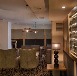 לובי - מלון פרימה פארק - Lobby - Prima Park Hotel