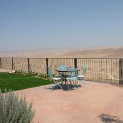 צימר קורא במדבר - נוף למדבר - Kore BaMidbar Zimmer - Desert view