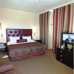 מיני סוויטה - מלון פרימה המלכים - Mini Suite - Premier Kings Hotel