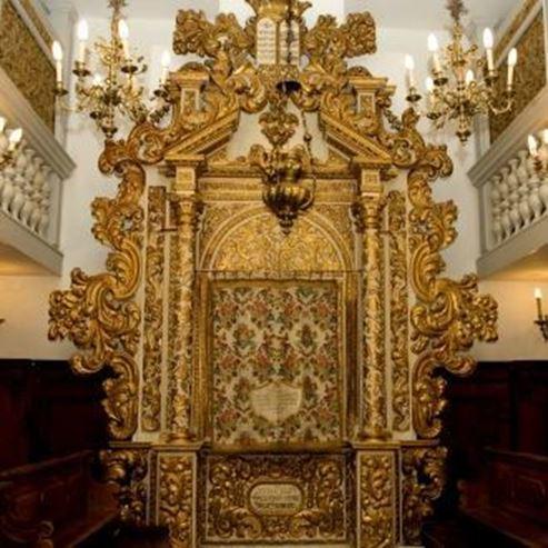 מוזיאון יהדות איטליה - Italian Jewish Art Museum