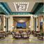 מלון המלך דוד - לובי - King David Hotel - Lobby