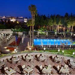 בריכת מלון המלך דוד - Hotel Pool King David