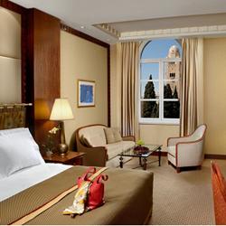 חדר שינה מלון המלך דוד - Bedroom King David Hotel