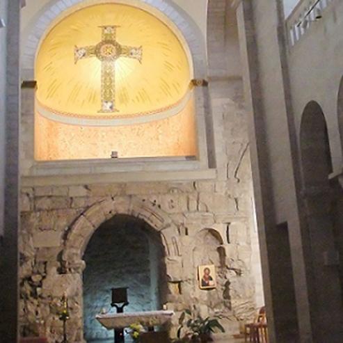 מנזר אחיות ציון - Sisters of Zion Convent