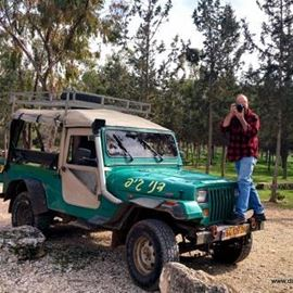 דני ג'יפ - Danny Jeep