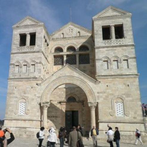 כנסיית ההשתנות - Church of Transfiguration
